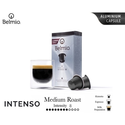 Picture of espresso intenso coffee capsules