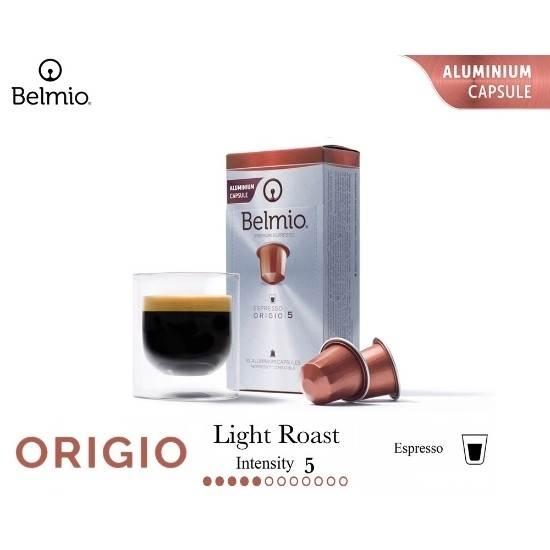 صورة كبسولات قهوة اسبريسو اوريجيو