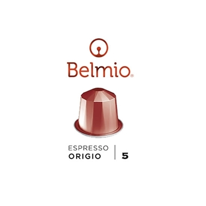 Picture of espresso origio coffee capsules