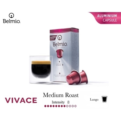 Picture of lungo vivaci coffee capsules