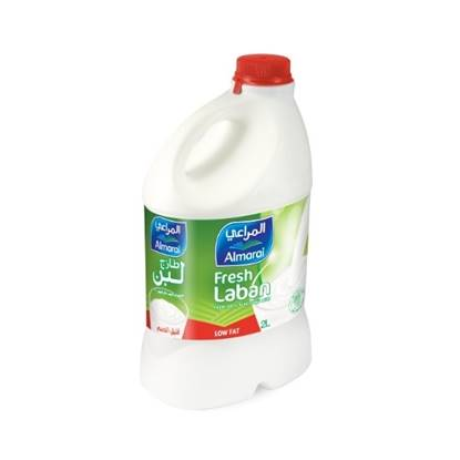 Picture of ALMARAI FRESH LABAN LOW FAT 2L HDPE (1X10)