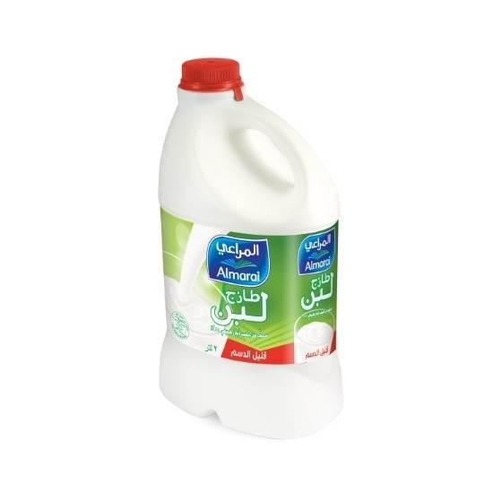 Picture of ALMARAI FRESH LABAN LOW FAT 2L HDPE (1X10)