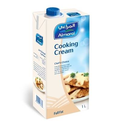 Picture of ALMARAI COOKING CREAM 1L (1X12) (CB3) SCREWCAP
