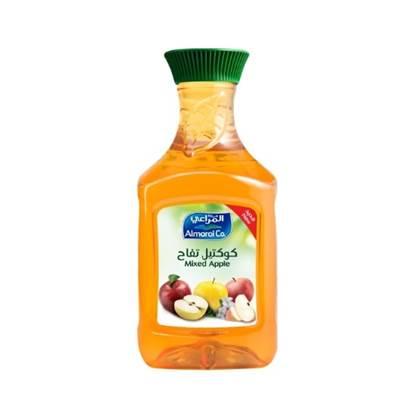 الصورة: عصير التفاح المشكل الطازج 1.5 لتر
