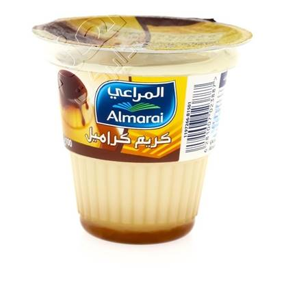 Picture of ALMARAI FRESH CRÈME CARAMEL 100G