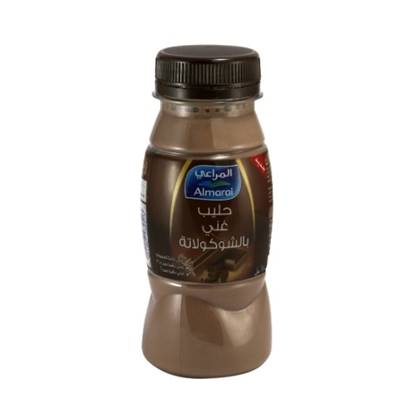 Picture of ALMARAI MILK DOUBLE CHOCOLATE FRESH 180ML PET