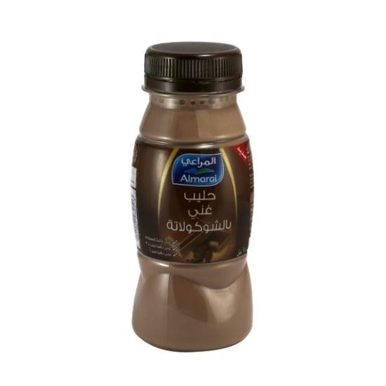 Picture of ALMARAI MILK DOUBLE CHOCOLATE FRESH 180ML PET