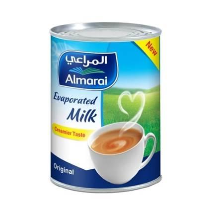 Picture of ALMARAI Evaporated Milk 410G FF TIN