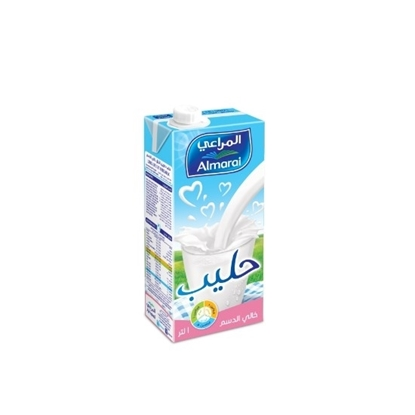 Picture of UHT MILK RCM FAT FREE 1L CB3 SCREWCAP