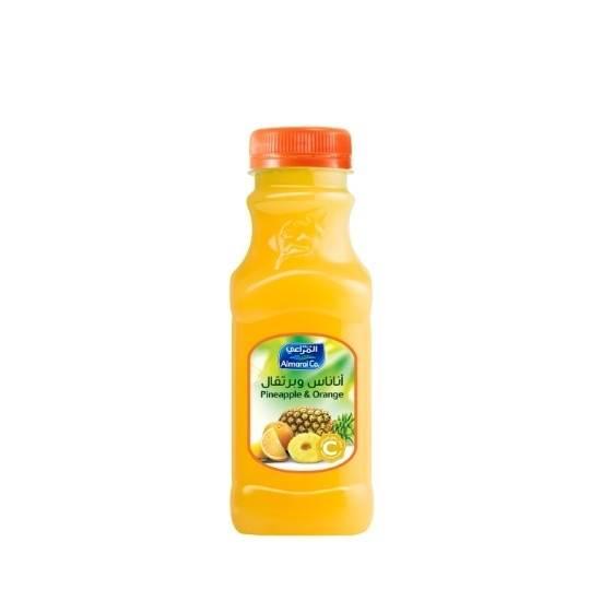 صورة عصير برتقال واناناس 300 مل