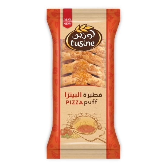 Picture of L'usine Pizza Puff  94 gm
