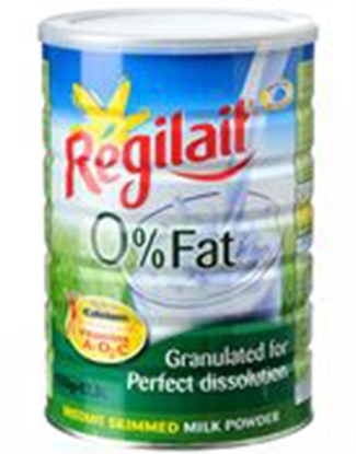 Picture of Regilait Skimmed Milk Powder 0% Fat Rich in Calcium 1250G