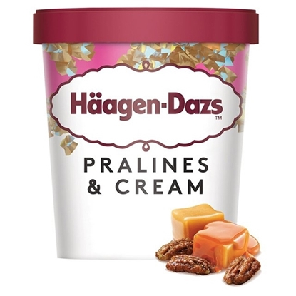 Picture of HD ICECREAM PRALINES & CREAM 9.45 LTR