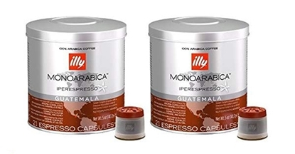 Picture of illy iperspresso 140.7g Guatemala Capsules