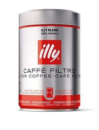 Picture of Illy Espresso Filtered Coffee 250gm