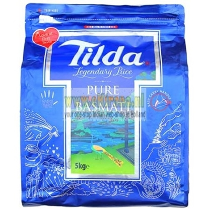 Picture of Tilda Blue Basmati Rice 5kg