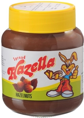 Picture of Hazella Hazelnuts Spread 350gm