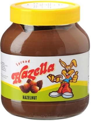 Picture of Hazella Hazelnut Spread 700gm