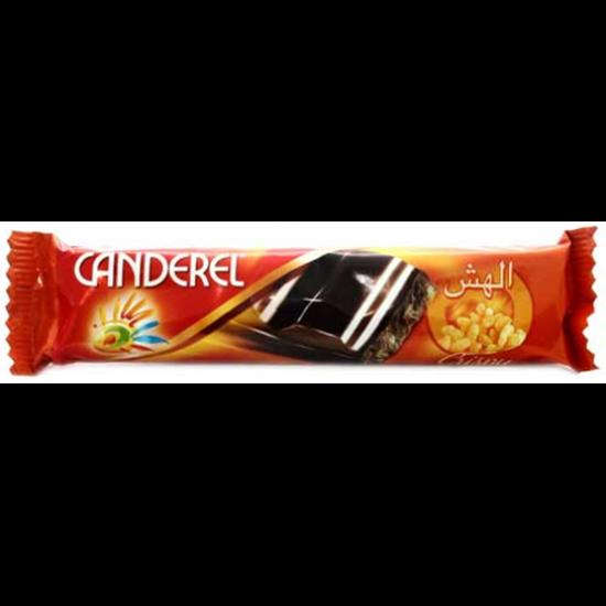 صورة كاندريل شوكولاته بالحليب - اللوز والأرز الهش 27جم
