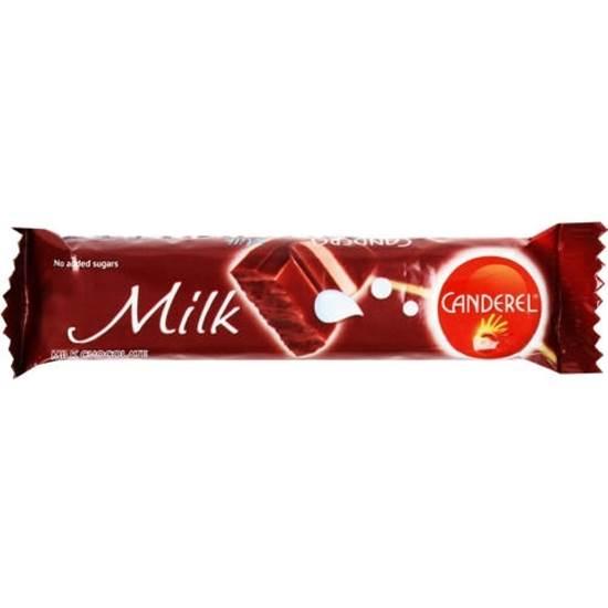 صورة كاندريل شوكولاته بالحليب والبندق 27جم