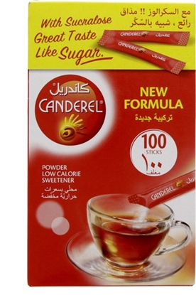 Picture of Canderel Powder Sachets Sucralose 100's