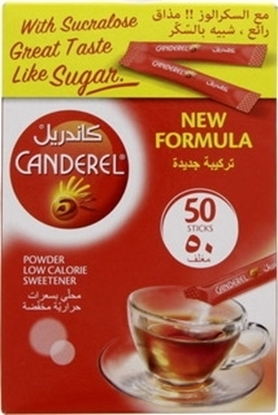 Picture of Canderel Powder Sachets Sucralose 50's