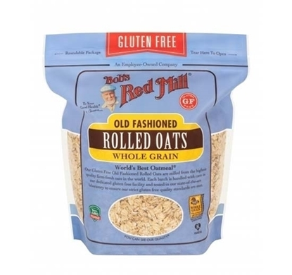 Picture of OATS ROLLED REGULAR Big 25 lb (GLUTEN FREE)