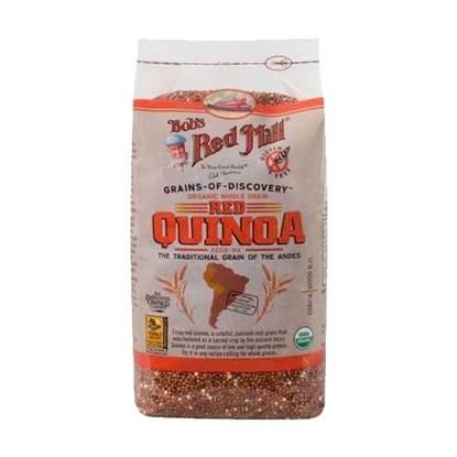 Picture of Organic Red Quinoa Grain 25 LB (GLUTEN FREE)