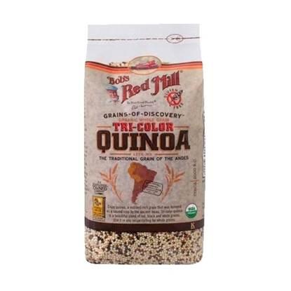Picture of Organic Tricolor Quinoa Grain 25 Lb (GLUTEN FREE)