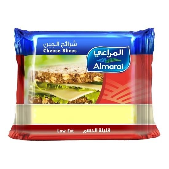 Picture of ALMARAI CHEESE SLICES LOW FAT 200G (1X12)