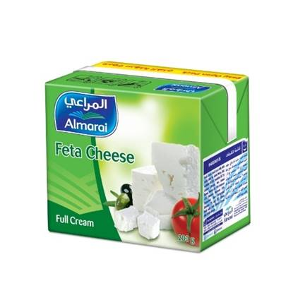 Picture of ALMATRAI FETA FULL FAT 200G (CB6) EASY OPEN
