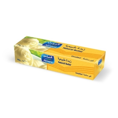 Picture of BUTTER UNSALTED NATURAL 100G (1X40)