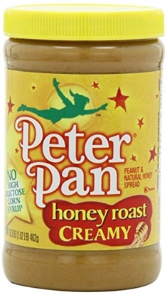 Picture of PETER PAN Peanut Butter Creamy Honey 16.3 OZ