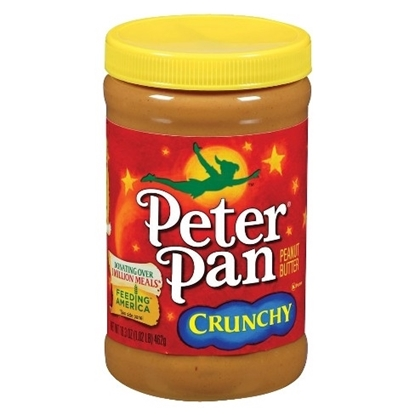 Picture of PETER PAN Peanut Butter Crunchy 16.3 OZ