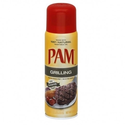 Picture of Pam Grilling Spray Oil 141g