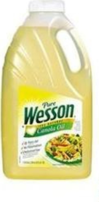 Picture of Wesson Oil Canola 1.89L