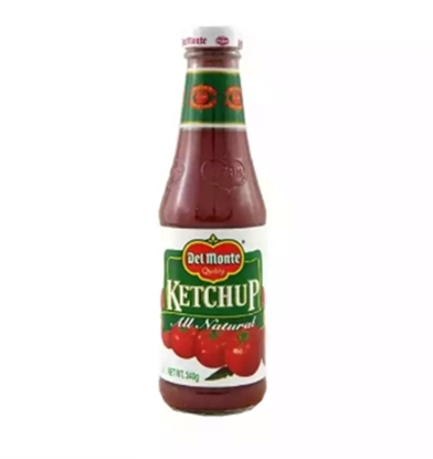 Picture of Del Monte Tomato Ketchup 340gm