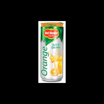 الصورة: ديلمونتي شراب البرتقال 240 مل