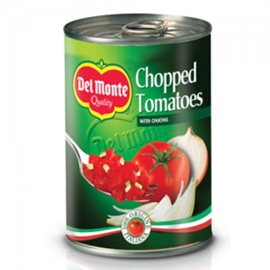 Picture of Del Monte Chopped Tomatoes 400gm