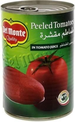 الصورة: ديلمونتي طماطم مقشرة 397 جم