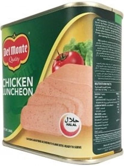 Picture of Del Monte Chicken Luncheon 850gm