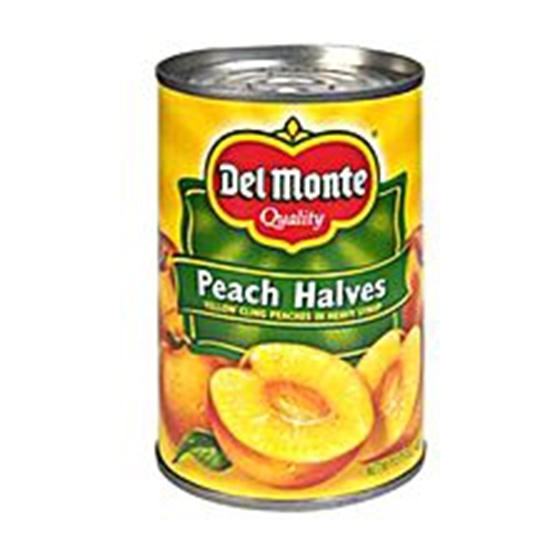 Picture of Del Monte Peach Halves in Syrup 825gm