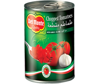 Picture of Del Monte Chopped Tomatoes with Onion 400g