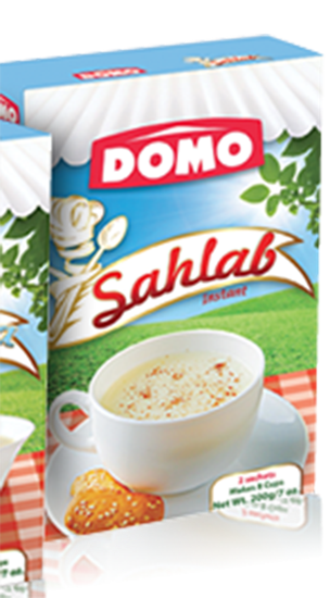 Picture of Domo Instant Sahlab 200gm