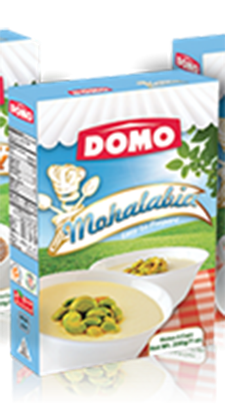 Picture of Domo Easy to prepare Mohalabia 200gm