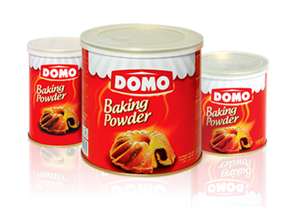 Picture of Domo Baking Powder 113gm
