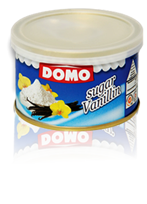 Picture of Domo Vanilline Sugar 29gm