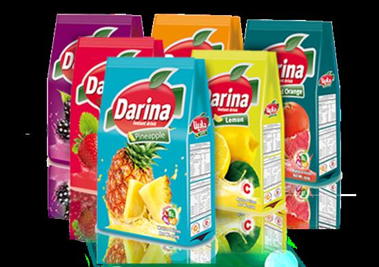 Picture of Darina Instant Drink Bags Lemonade 750gm