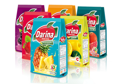 Picture of Darina Instant Drink Peach 750gm