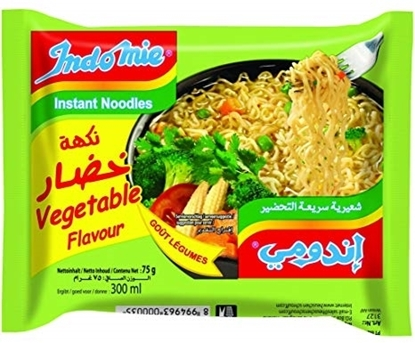Picture of Indomie Instant Noodles Vegetable 75gm (10 pcs)